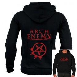 Men Arch enemy hoodie sweatshirt