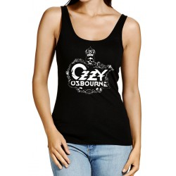 Women Ozzy Osbourne tank top