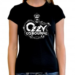 Women Ozzy Osbourne T shirt