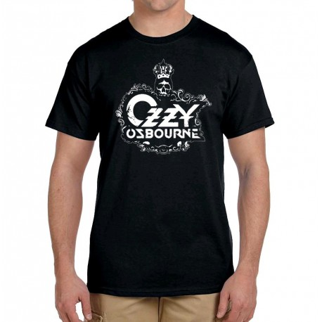 Men Ozzy Osbourne T shirt