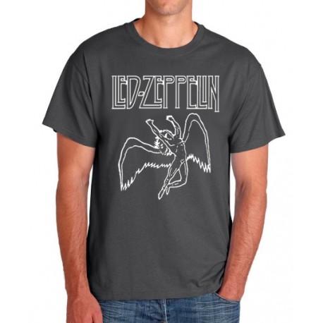 Men Led Zeppelin T shirt