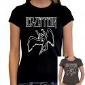 Camiseta mujer Led Zeppelin
