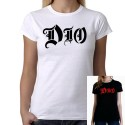 Camiseta mujer DIO