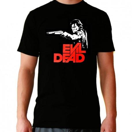 Camiseta hombre Evil Dead