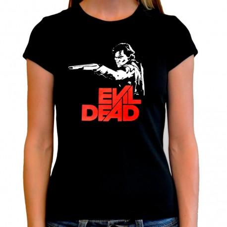 Camiseta mujer Evil Dead