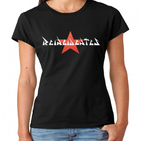 Camiseta mujer Reincidentes
