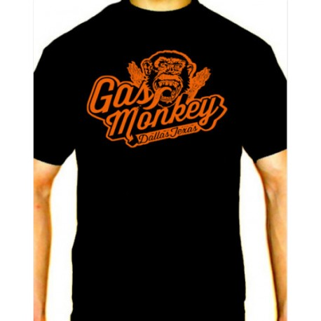 Camiseta hombre Gas Monkey Dallas Texas