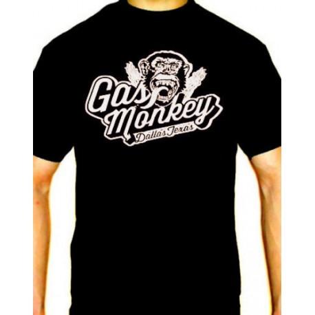 Men Gas Monkey Dallas Texas T-shirt