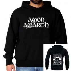 Men Amon Amarth hoodie sweatshirt
