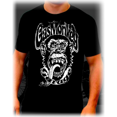 Men Gas Monkey Garage T-shirt