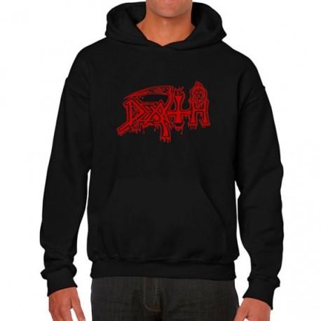 Men Death Hoodie Sweatshirt