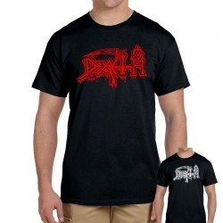 Men Death T shirt