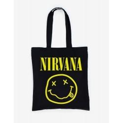 Bolsa de tela Nirvana