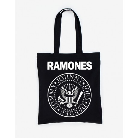 Ramones tote bag