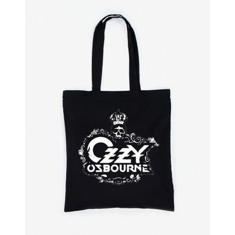 Ozzy Osbourne tote bag
