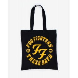 Foo Fighters tote bag