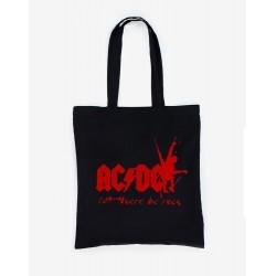AC/DC tote bag